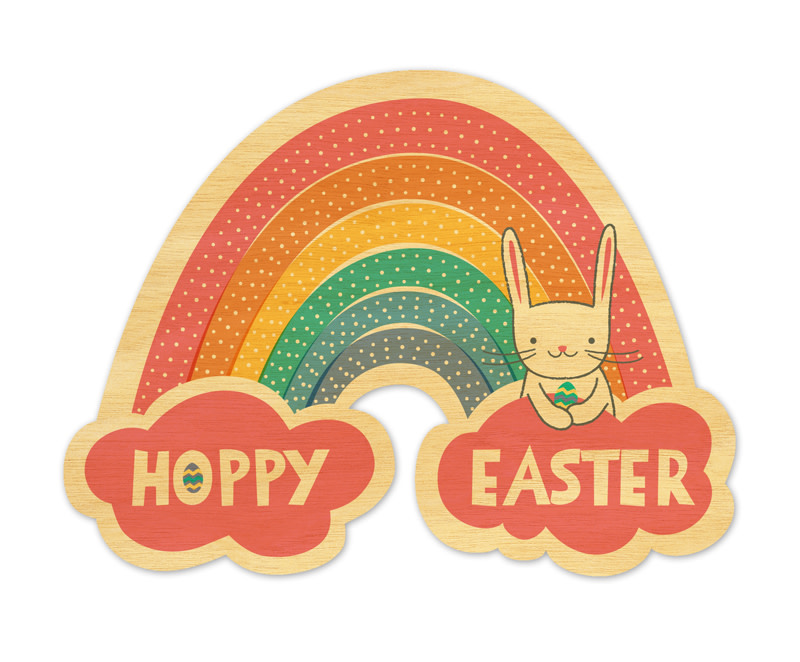 Easter Rainbow