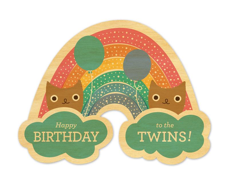 Twins Rainbow