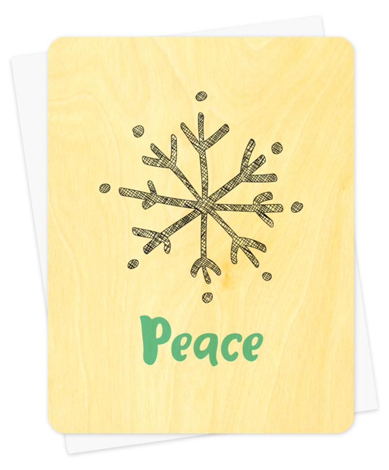Peace Flake