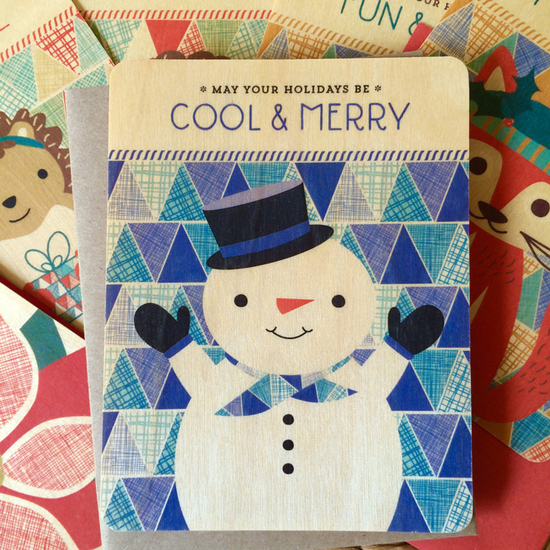 Snowman - Box of 6