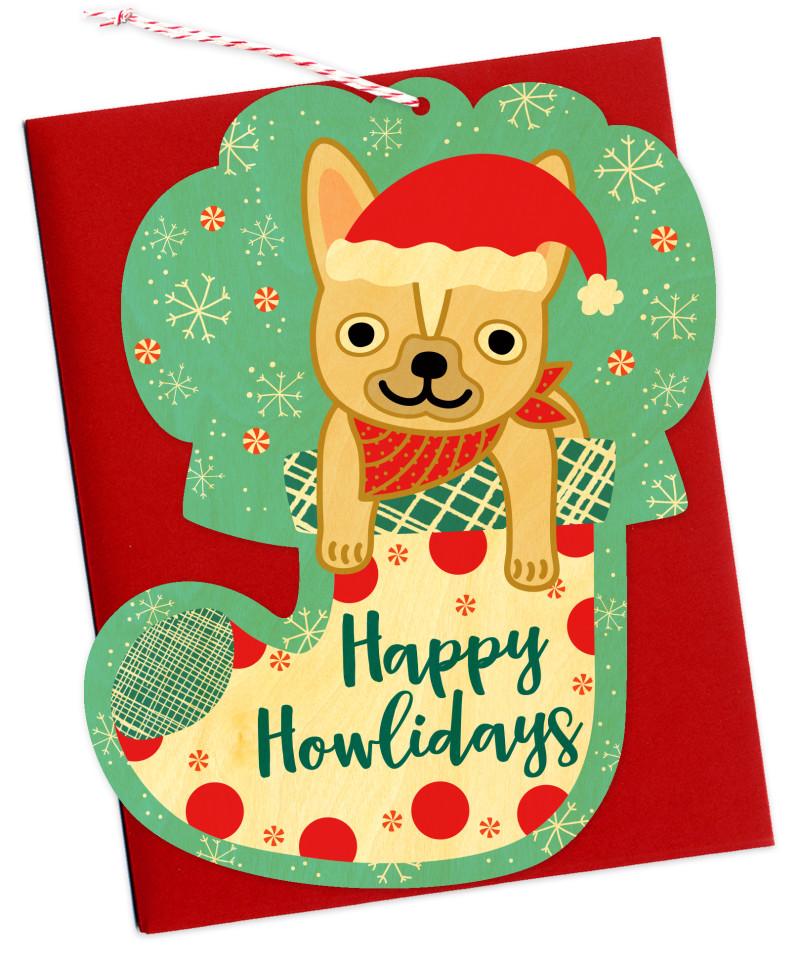 Dog Stocking Ornament