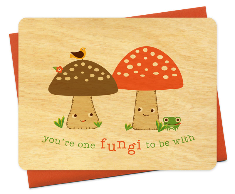 you're a fungi