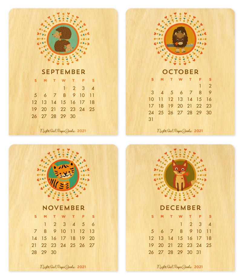September - December