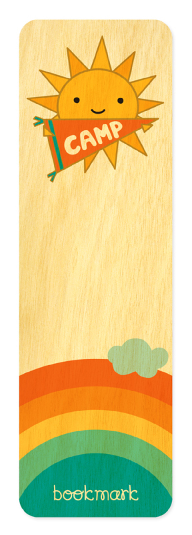 Sunny Camp • Bookmark