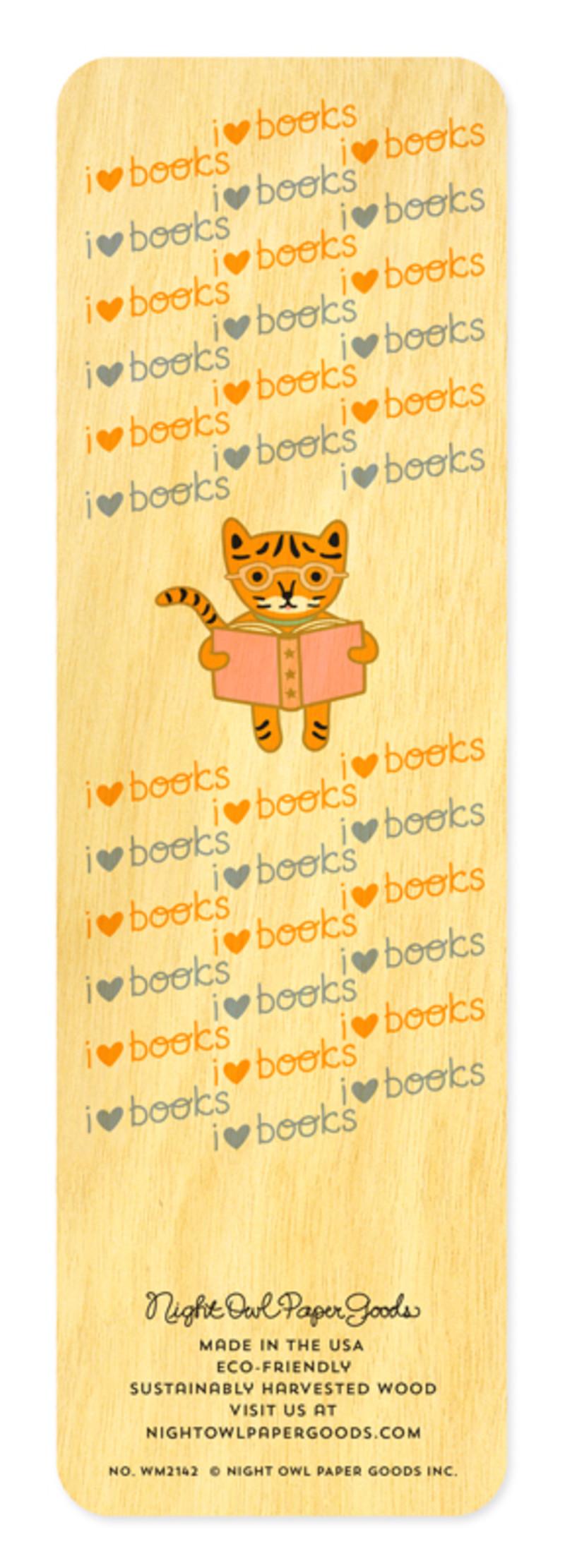 Tiger Tales • Bookmark