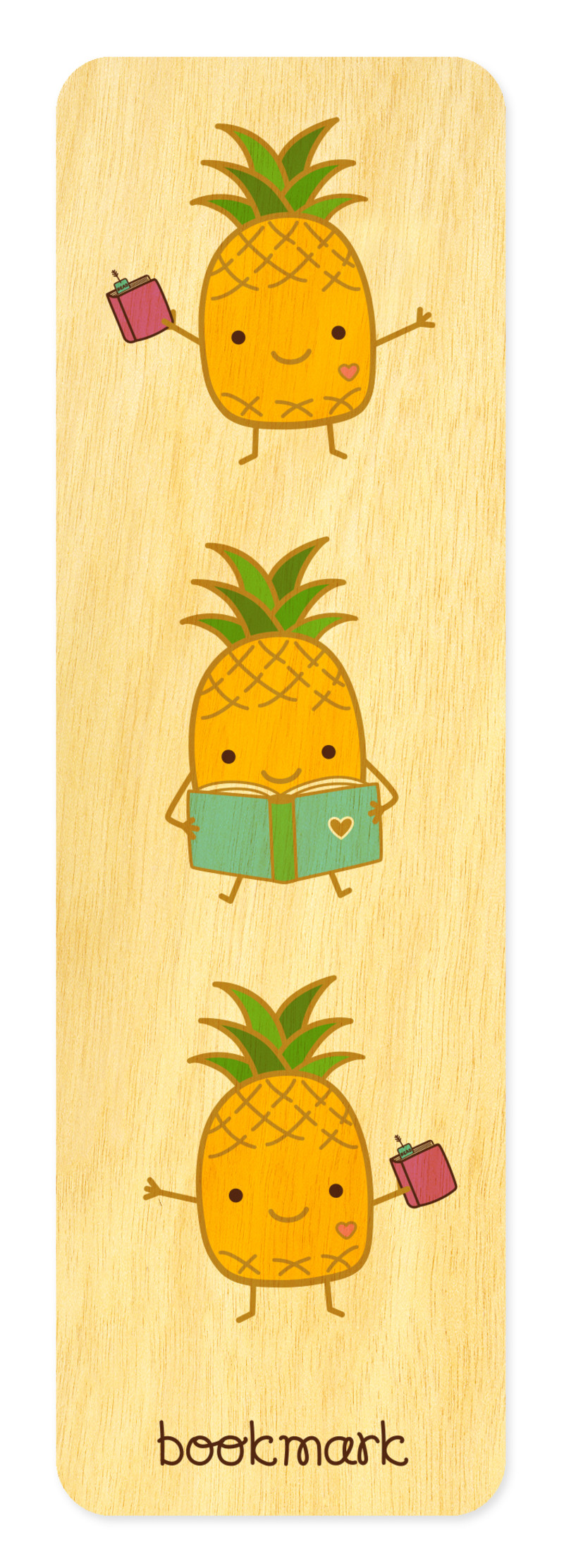 Happy Pineapples