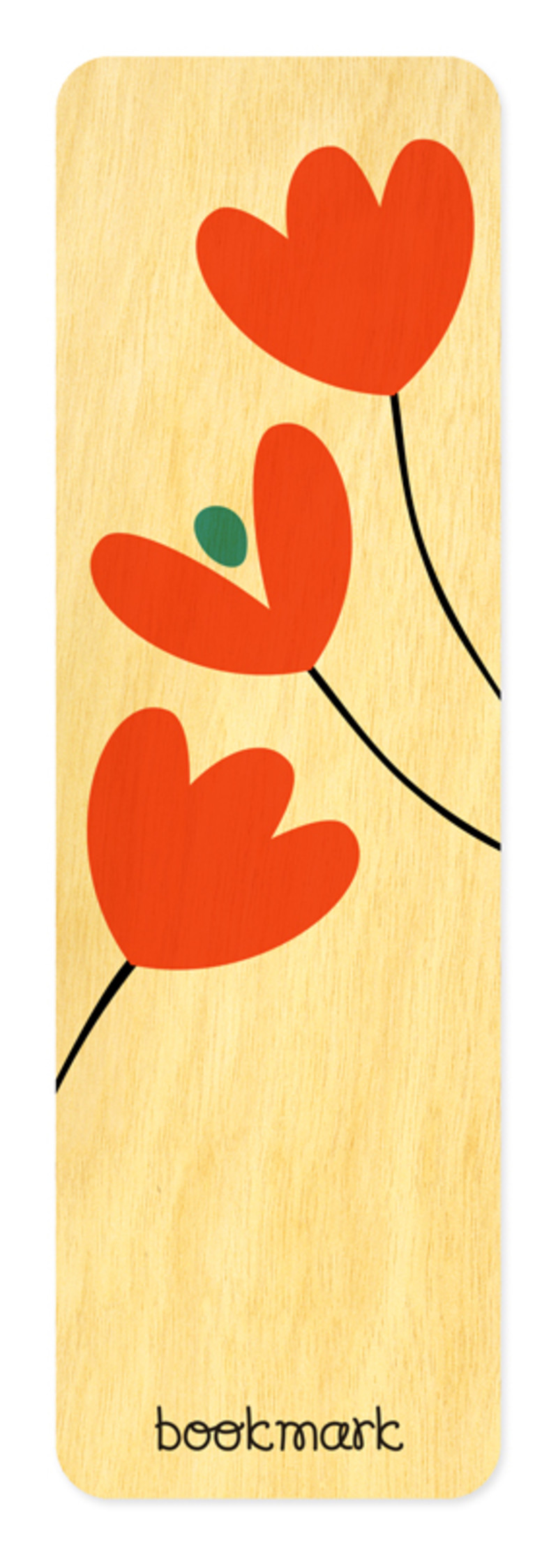 Tulips • Bookmark