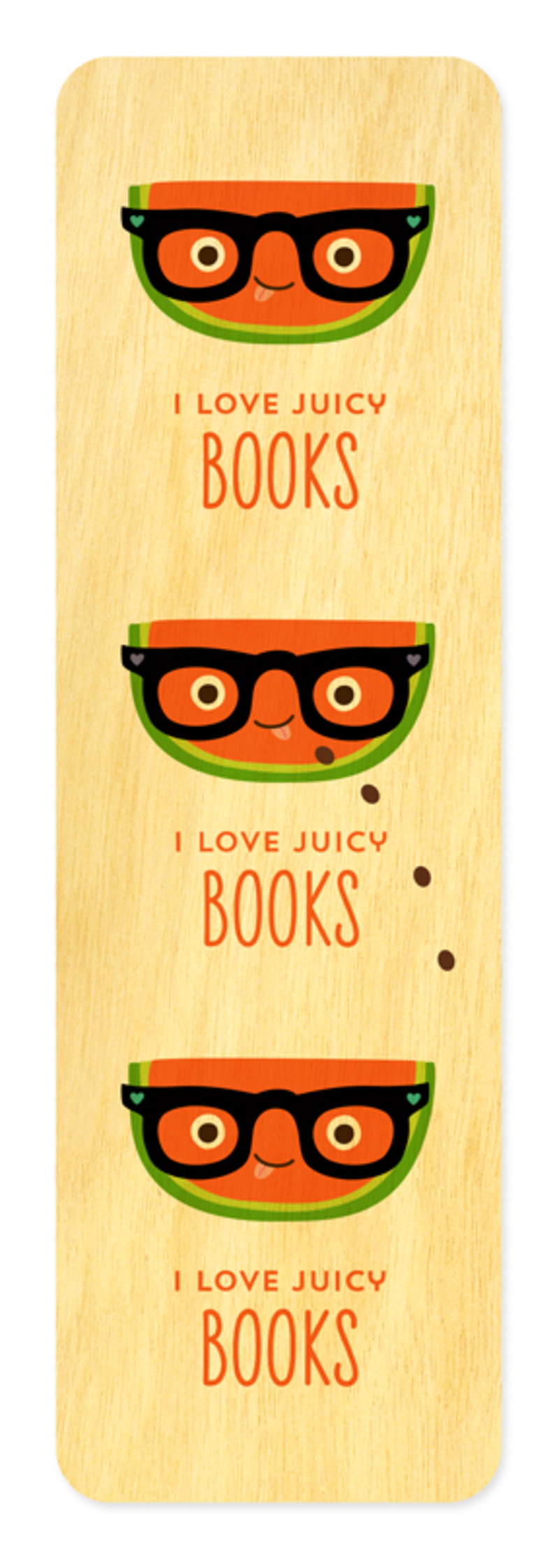 Juicy Watermelon • Bookmark