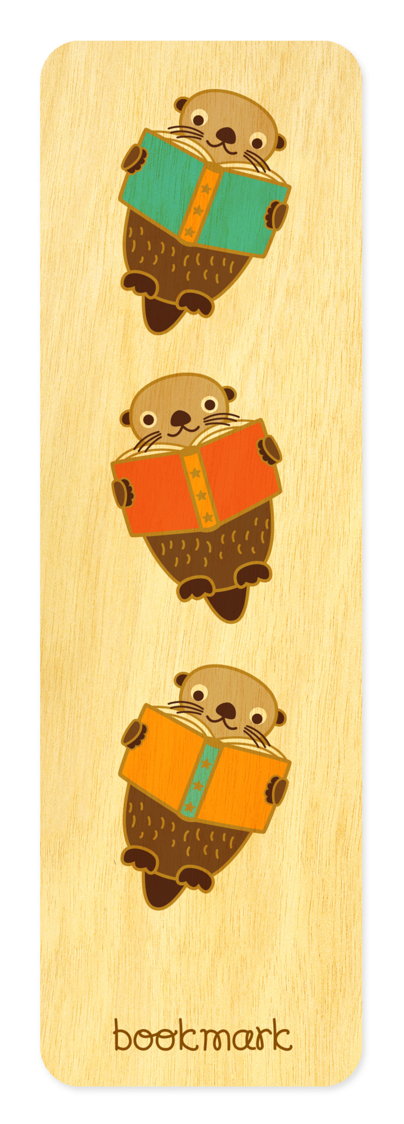 Otter Readers • Bookmark