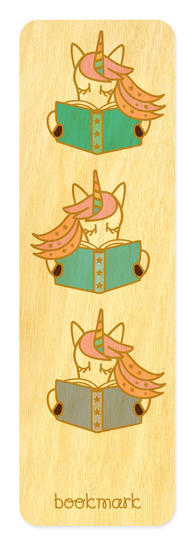 Unicorn Readers • Bookmark