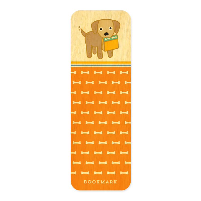 Reading Retriever • Mini Bookmark