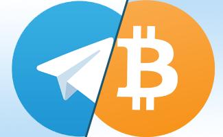 Как купить/продать биткоины в Телеграме?