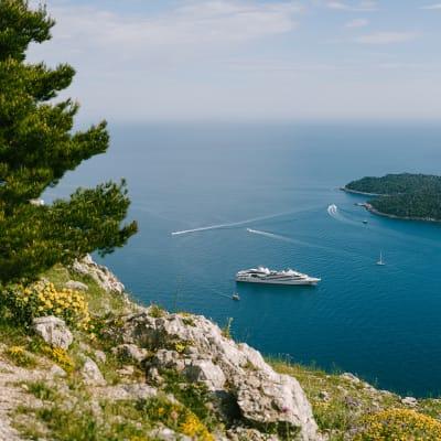 Krydstogt i Kroatiens skærgård