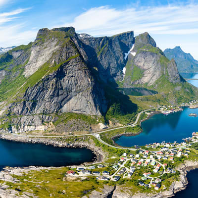 Den store Nordkap rundrejse