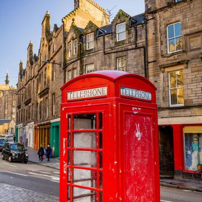 England – Skotland – Wales
