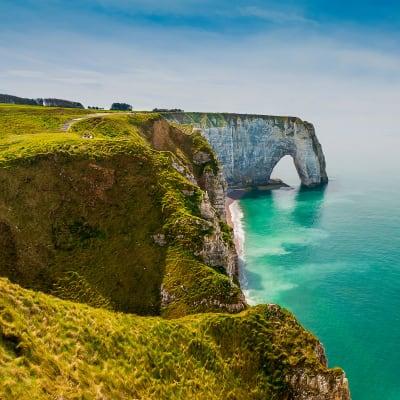 Normandiet – Bretagne – Champagne