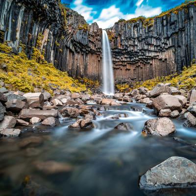 Imponerende Island