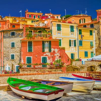 Toscanas kyst – Elba og Cinque Terre