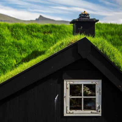 Færøerne - en perlerække af øer