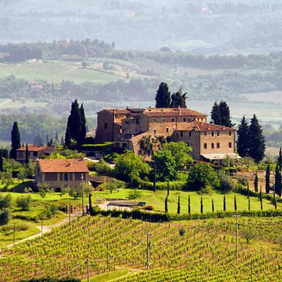 Vidunderlige Toscana