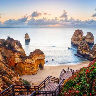 Lissabonkysten – Algarve – Andalusien