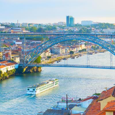 Douro flodkrydstogt