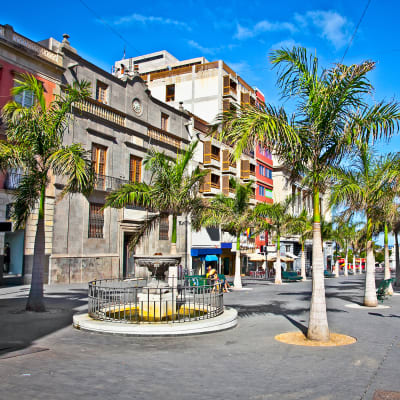 Tenerife langtidsferie