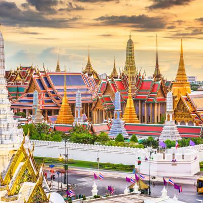 Thailand langtidsferie
