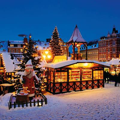 Jul i Lübeck