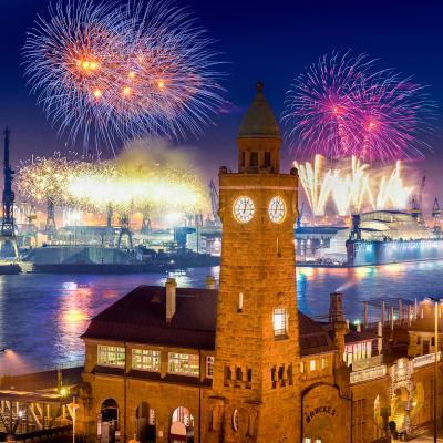 Nytår i Hamburg