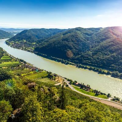 Donau flodkrydstogt