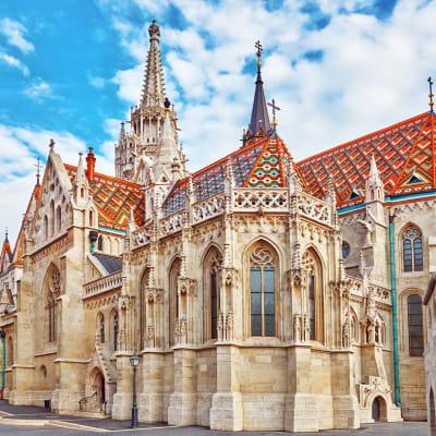 Wien – Budapest