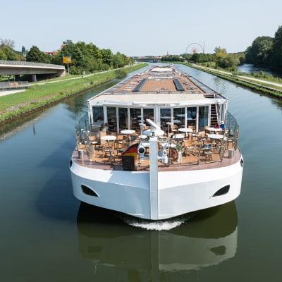 Rhinen – Main – Donau flodkrydstogt