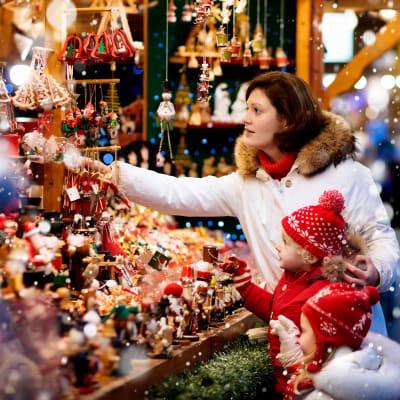 Julemarkeder i Lübeck