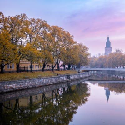 Rundrejse i Finland