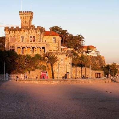 Flybillet Lissabon tur/retur