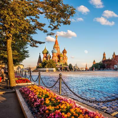 Russiske floder