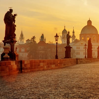 Prag - Den gyldne stad