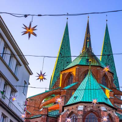 Julemarked i Lübeck - 3 dage