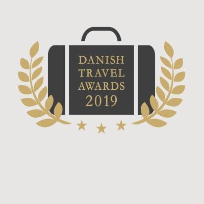Danmarks bedste rejsearrangør 2019