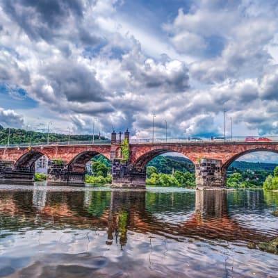 Mosel-Rhinen flodkrydstogt