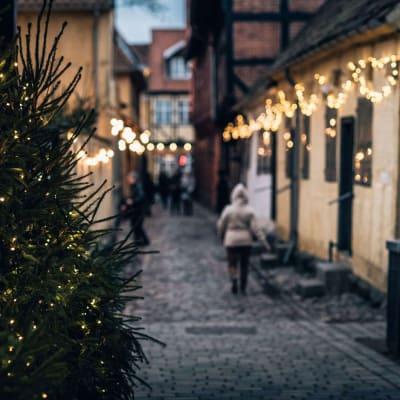 Jul på Hvedholm Slot - Sydfyn