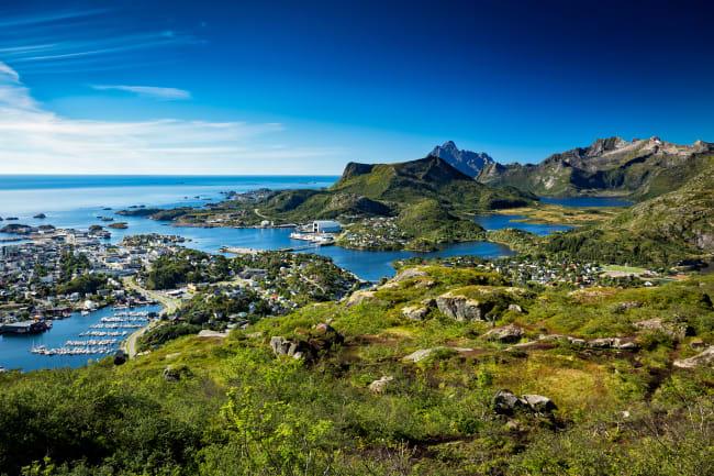Magerøy og Nordkap - 450 km