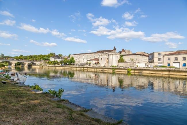 Lotdalen – Château de Cayx