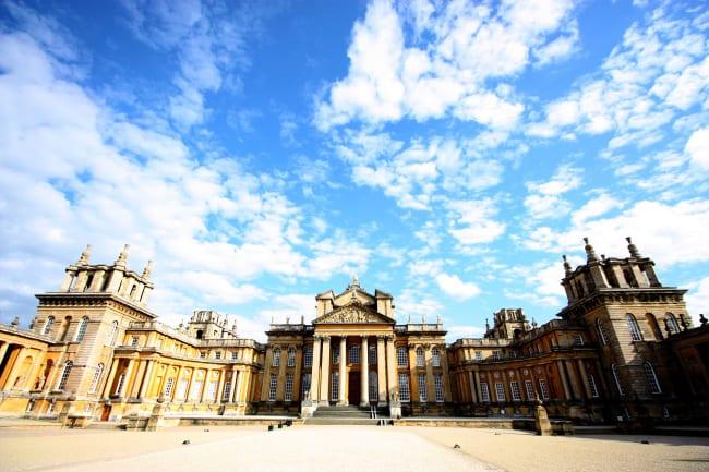 Oxford og Blenheim Palace