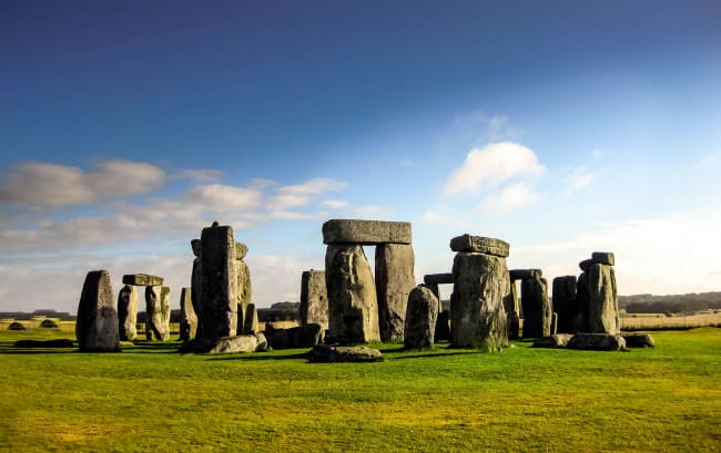 Stonehenge og Salisbury