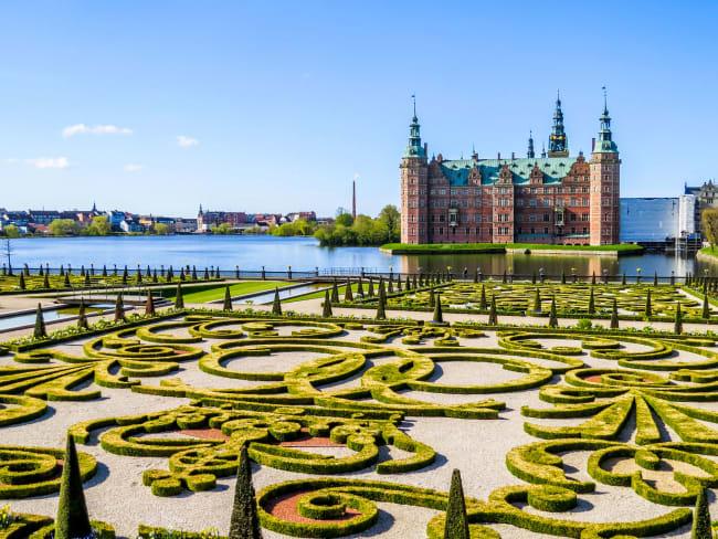 Fredensborg Slot – Frederiksdal