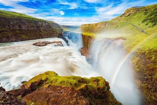 Thingvellir – Gullfoss – Geysir – Skálholt