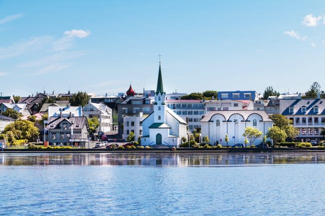 Aalborg – Keflavik – Reykjavik