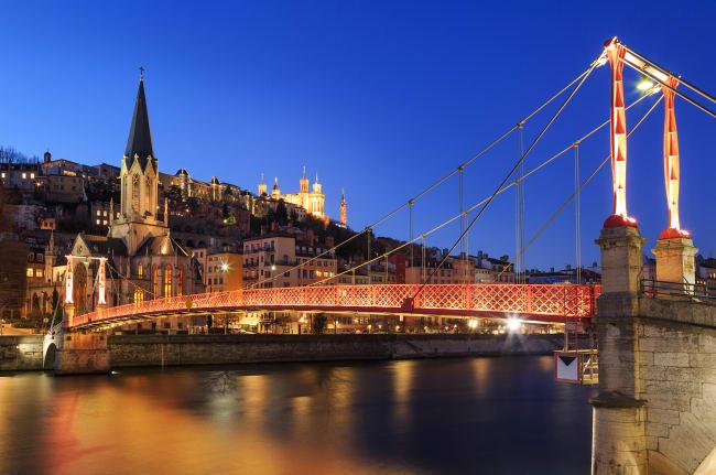 Vienne – Lyon – Trévoux